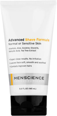 Menscience Advanced Shave Formula, 5.6 Oz./ 166 Ml
