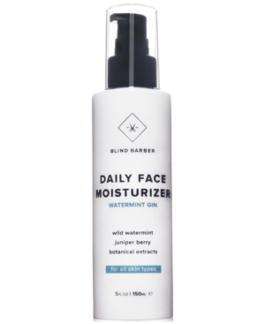 Blind Barber Watermint Gin Daily Face Moisturizer, 5-oz.