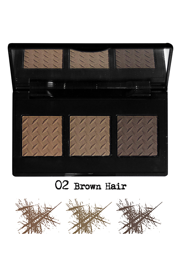 The Brow Gal Convertible Brow Duo In 02 Brown