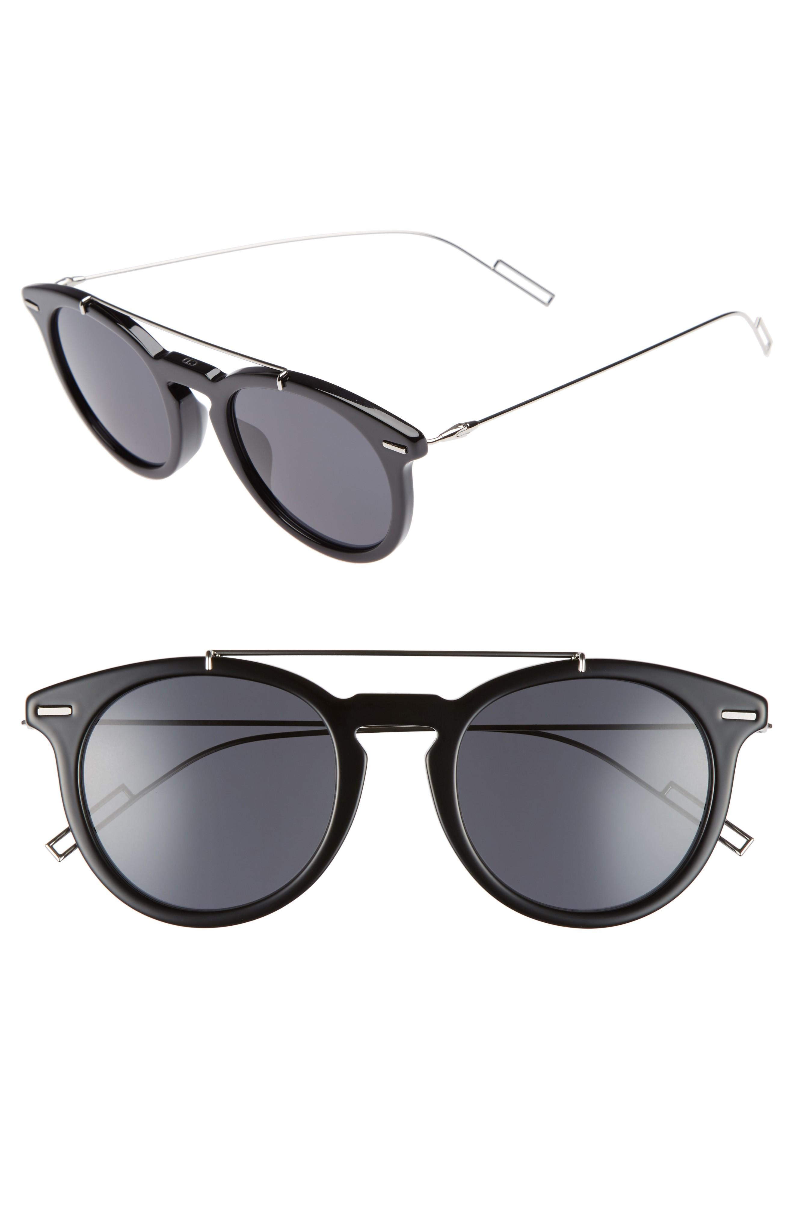 75d9dd6c7d98 Dior Homme Master 51Mm Sunglasses - Black