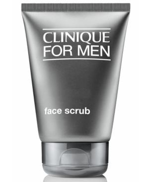 Clinique For Men Face Scrub, 3.4 Oz In No Color