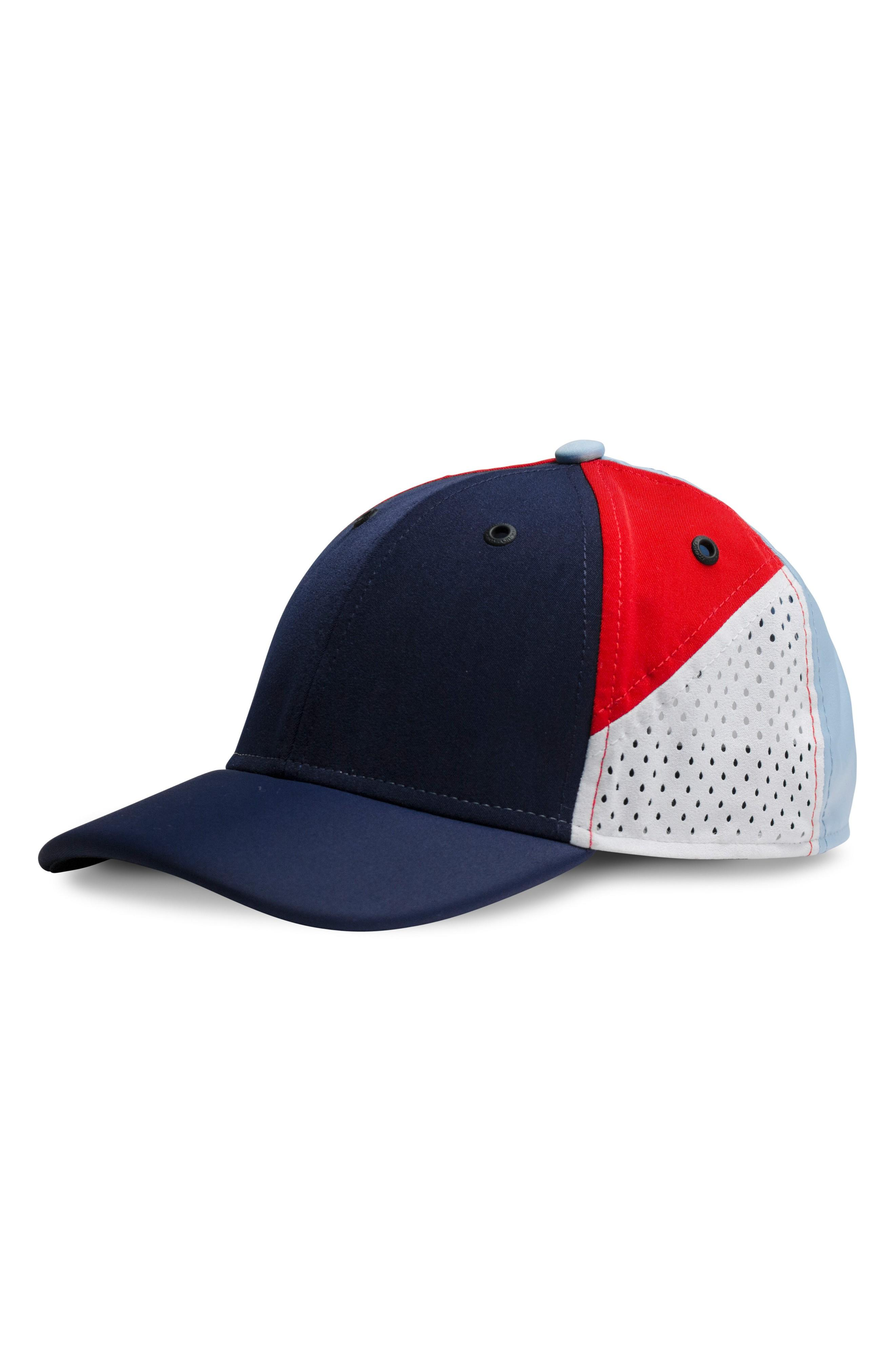 best service 58256 f4ffa Melin The Assault Snapback Baseball Cap - Red In Red  White