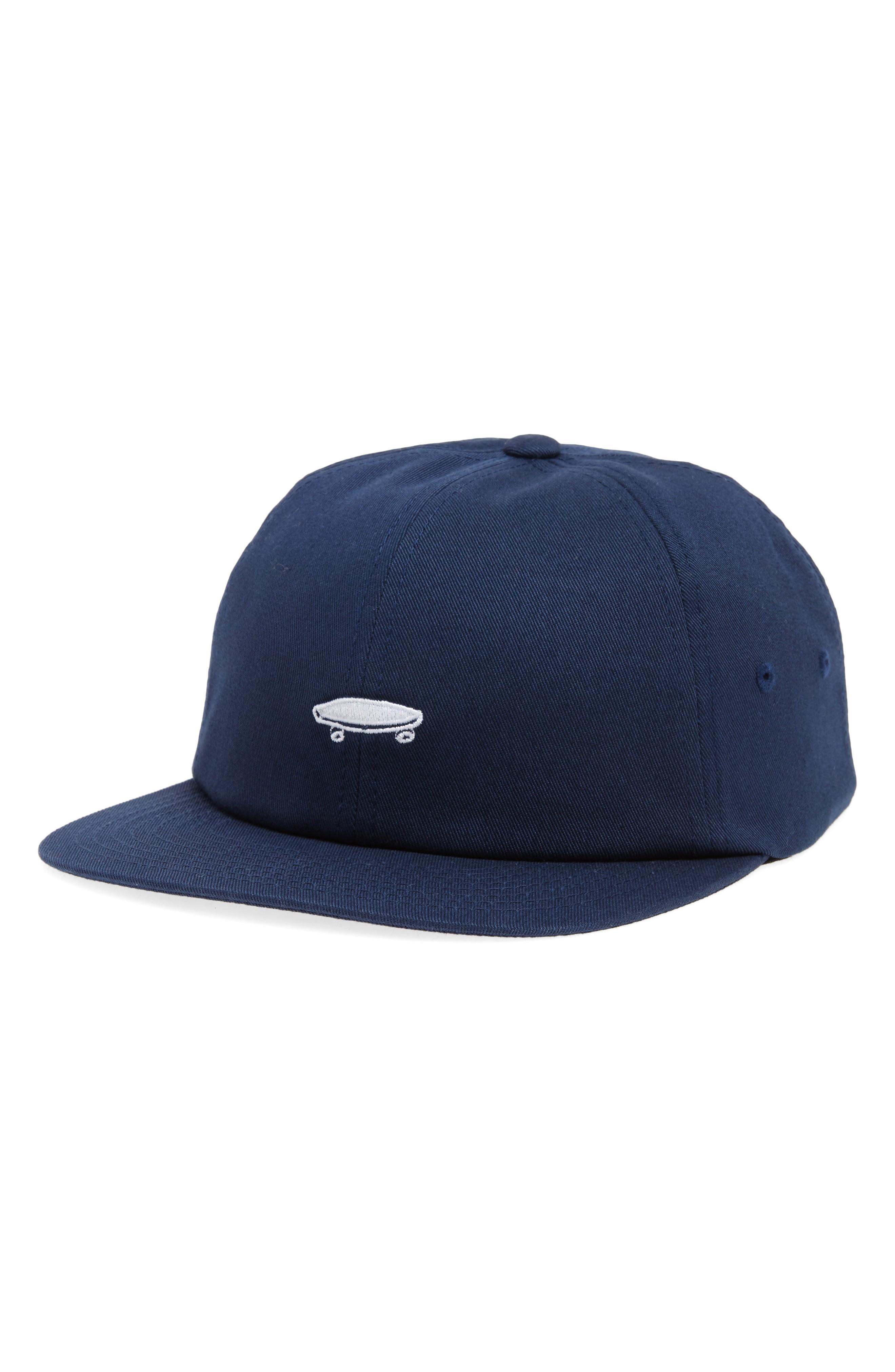 3f5952b3 Vans Salton Ii Ball Cap - Blue In Dress Blues | ModeSens