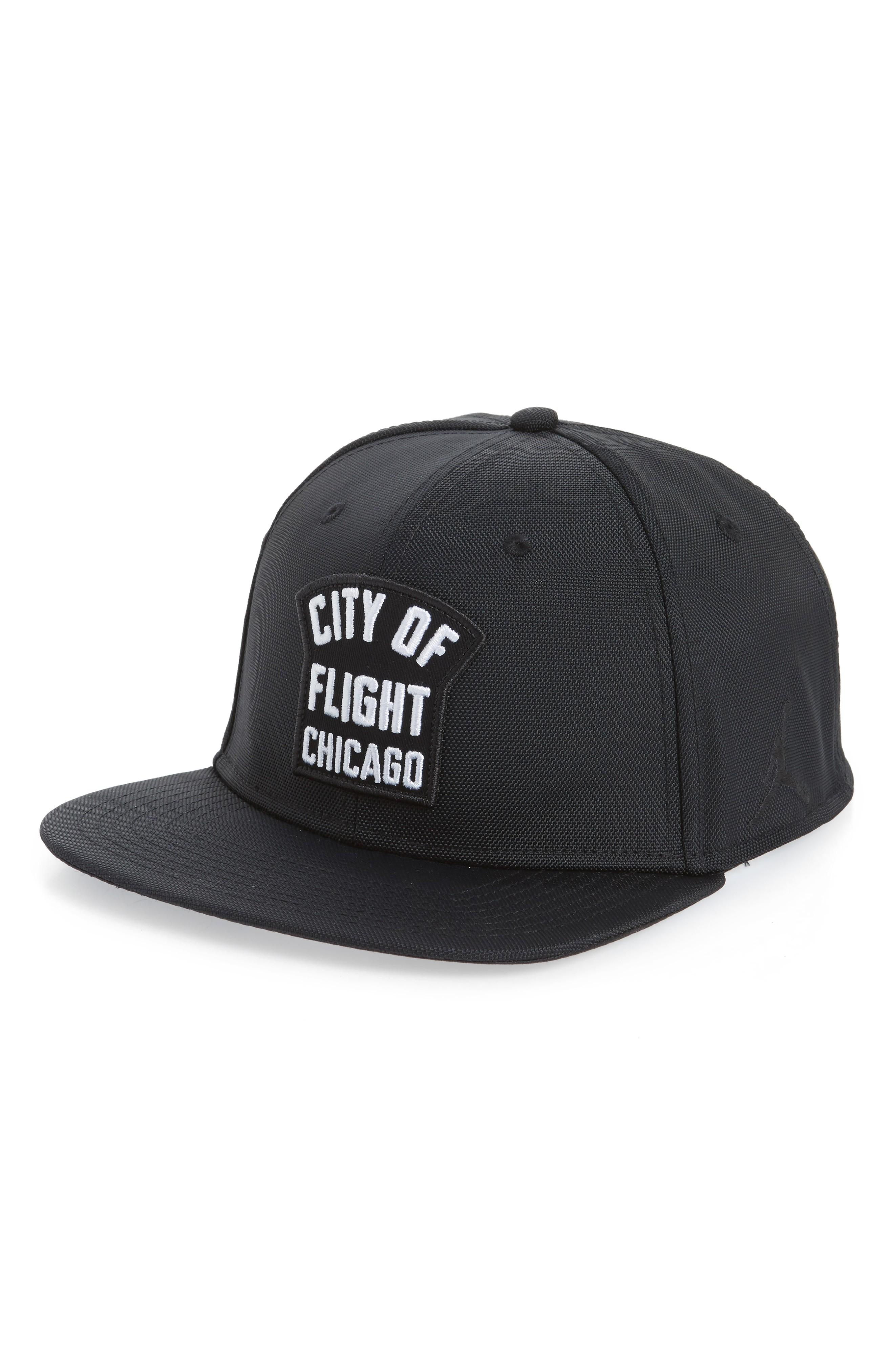 3942f6490744e Nike Jordan Jumpman Pro Cof Snapback Baseball Cap - Black In Black ...