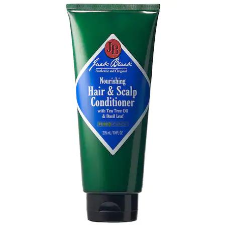 Jack Black Nourishing Hair & Scalp Conditioner, 10 Oz.