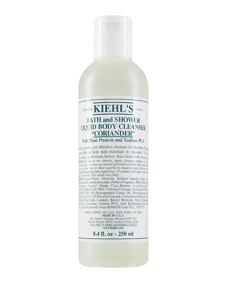Kiehl's Since 1851 Bath & Shower Liquid Body Cleanser In Coriander 8 Oz.
