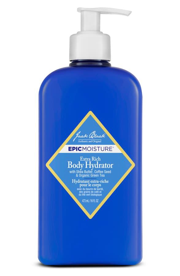 Jack Black Epic Moisture(tm) Extra Rich Body Hydrator, 16 oz
