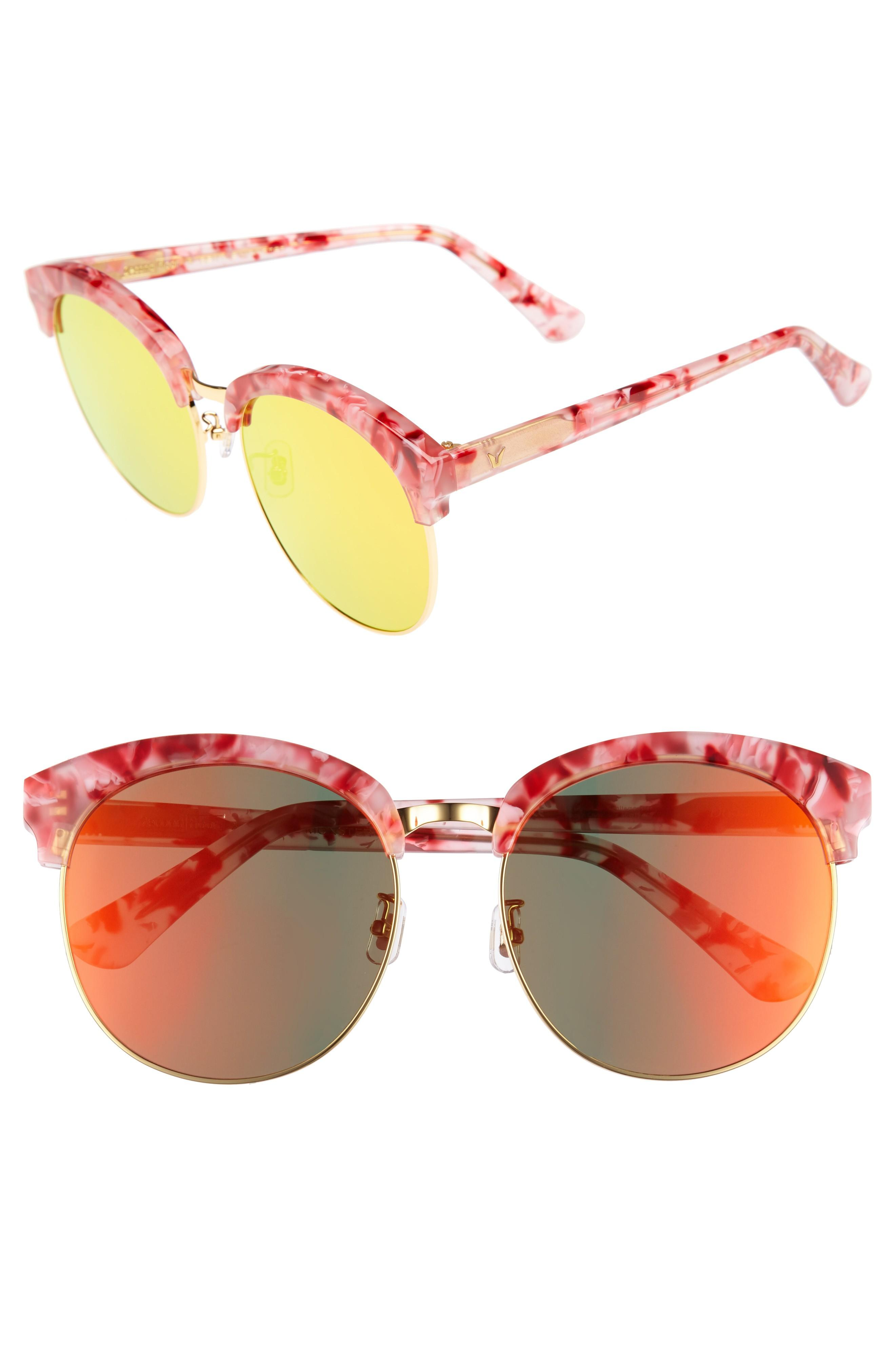 2483a13620ce Gentle Monster Deborah 60Mm Retro Sunglasses - Pink Mirror