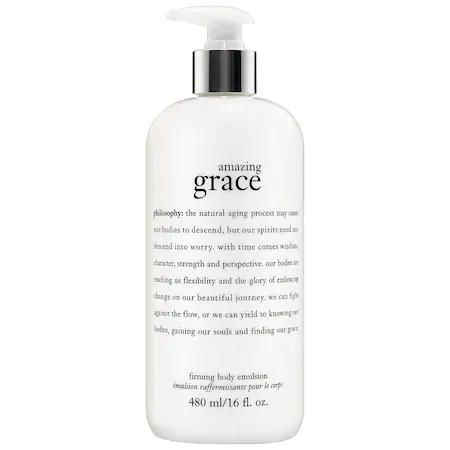 Philosophy Amazing Grace Firming Body Emulsion 16 oz/ 480 ml