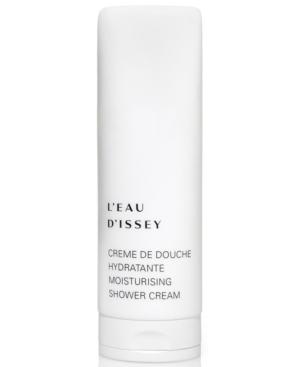 Issey Miyake L'eau D'issey Moisturizing Shower Cream, 6.7 oz