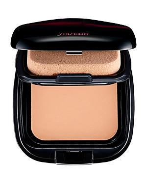 Shiseido The Makeup Perfect Smoothing Compact Foundation Spf 15 Refill In B60 Natural Deep Beige