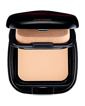 Shiseido The Makeup Perfect Smoothing Compact Foundation Spf 15 Refill In I00 Very Light Ivory