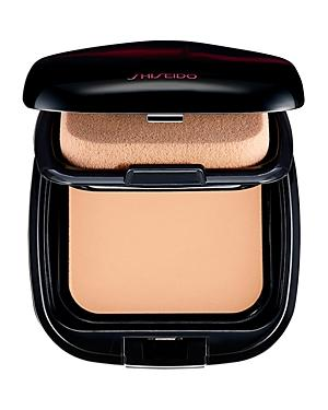Shiseido The Makeup Perfect Smoothing Compact Foundation Spf 15 Refill In I40 Natural Fair Ivory
