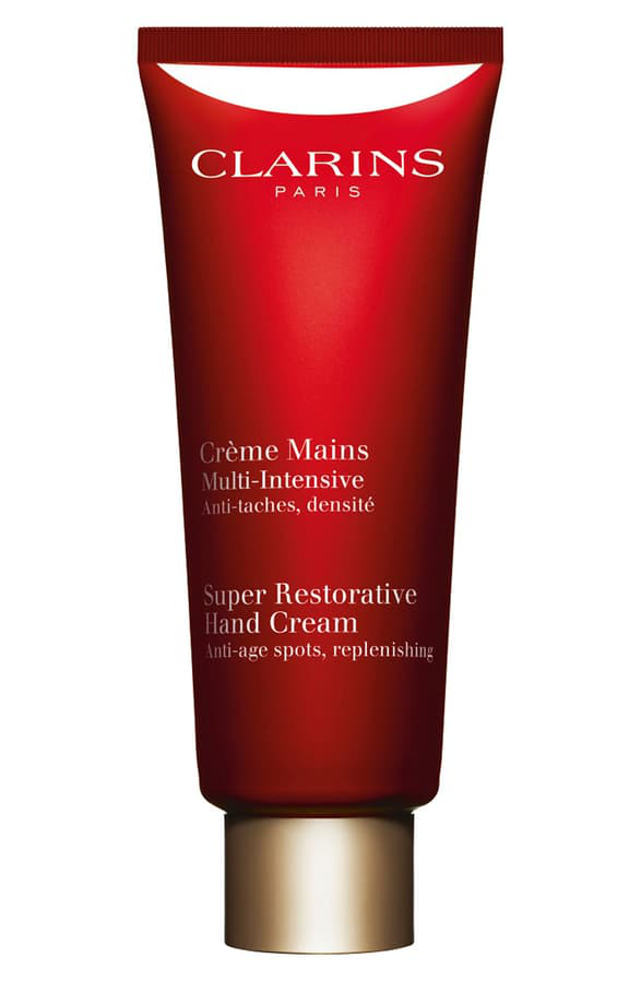 Clarins Super Restorative Hand & Nail Treatment Cream