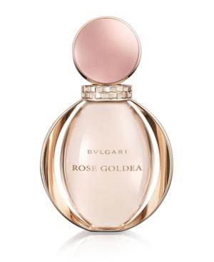 Bvlgari Rose Goldea Eau De Parfum Spray, 3.4 Oz.