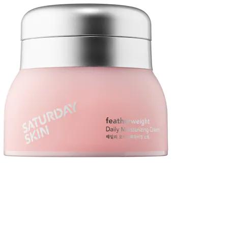 Saturday Skin Featherweight Daily Moisturizing Cream 1.69 oz/ 50 ml