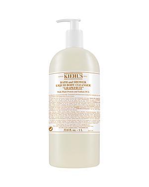 Kiehl's Since 1851 1851 Bath & Shower Liquid Body Cleanser - Grapefruit, 33.8 Fl. Oz. In No Color