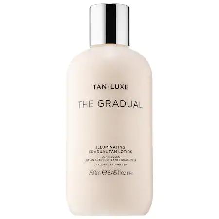 Tan-luxe The Gradual Illuminating Gradual Tan Lotion 8.45 oz/ 250 ml