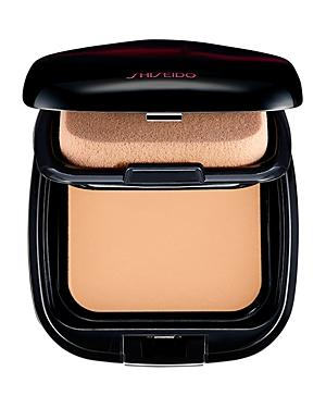 Shiseido The Makeup Perfect Smoothing Compact Foundation Spf 15 Refill In O60 Natural Deep Ochre