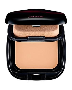 Shiseido The Makeup Perfect Smoothing Compact Foundation Spf 15 Refill In I60 Natural Deep Ivory