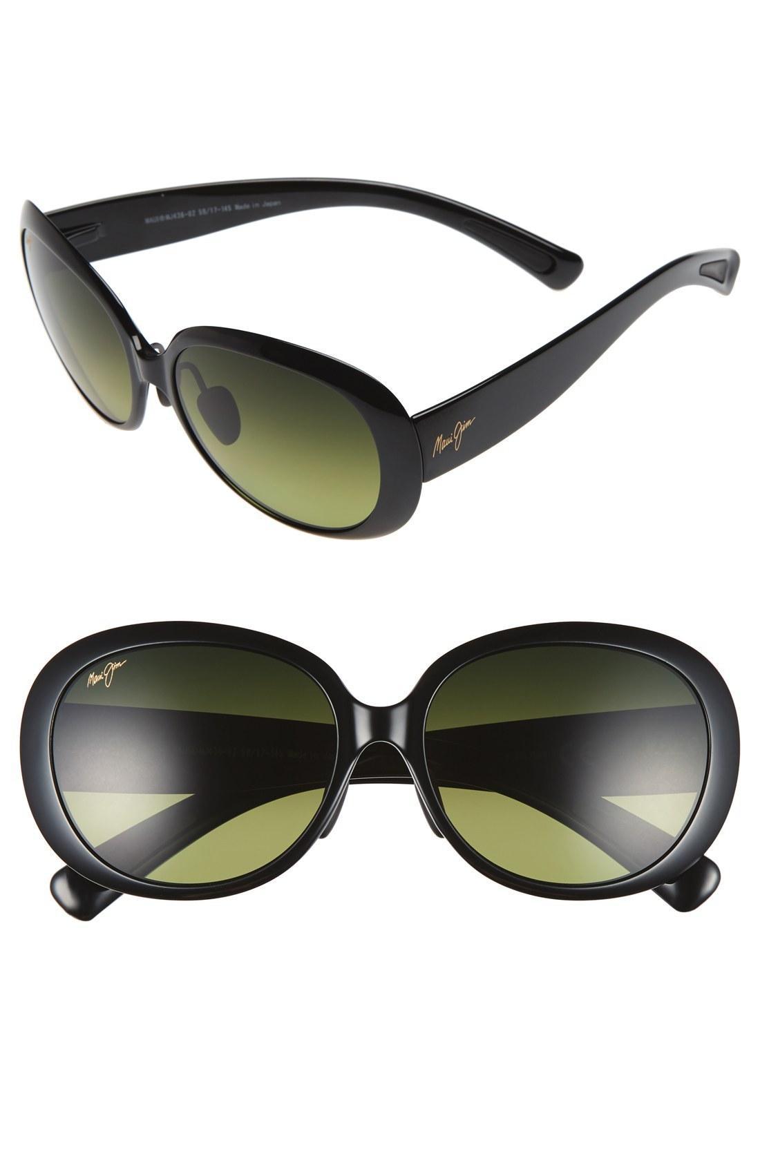 d8a020cbfc MAUI JIM. Nahiku 59Mm Polarizedplus2 Sunglasses - Purple Fade  ...