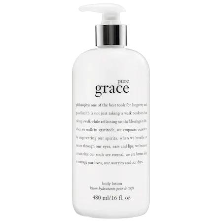 Philosophy Pure Grace Perfumed Body Lotion 16 oz/ 480 ml