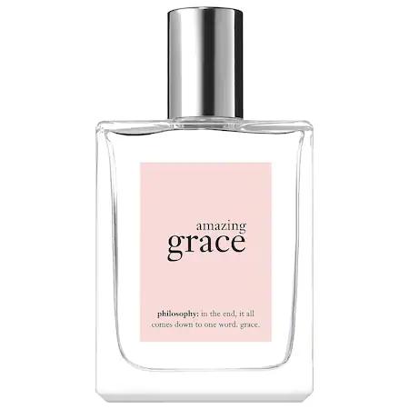 Philosophy Amazing Grace Eau De Toilette 4 oz/ 118 ml Eau De Toilette Spray