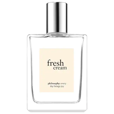Philosophy Fresh Cream 2 oz Eau De Toilette Spray
