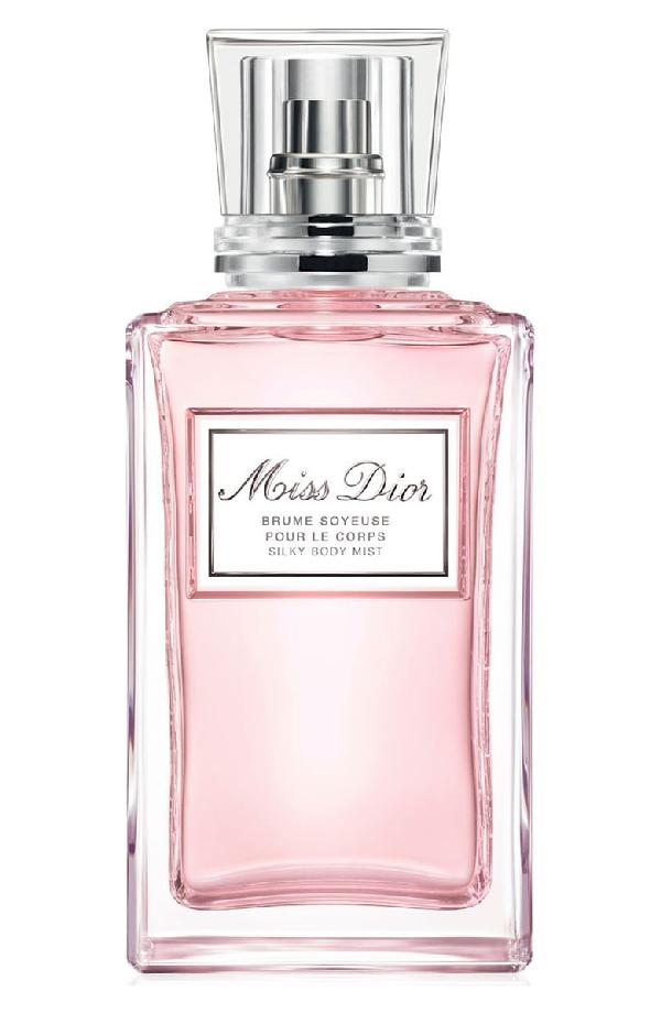 Dior Silky Body Mist 3.4 Oz/ 101 Ml