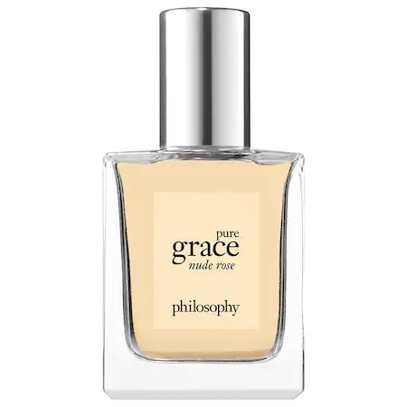 Philosophy Pure Grace Nude Rose Eau De Toilette 0.5 oz/ 15 ml Eau De Toilette Spray