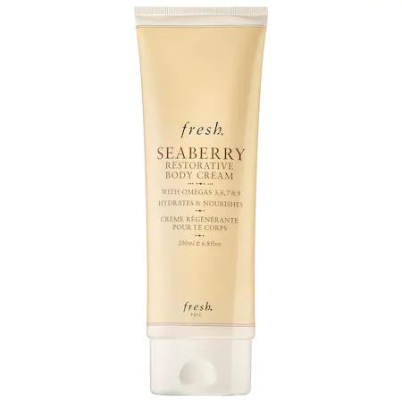 Fresh Seaberry Restorative Body Cream 6.8 oz