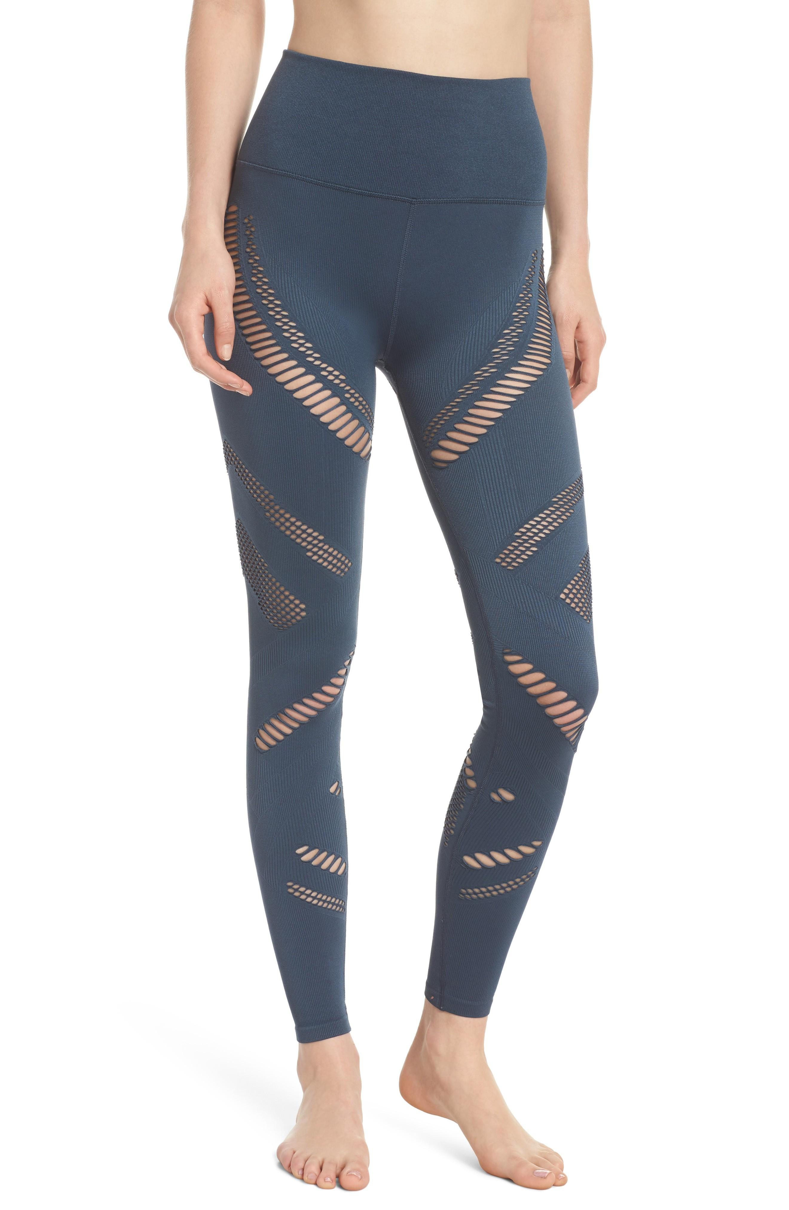 f8f583dc30 Alo Yoga Radiance High Waist Seamless Leggings In Indigo | ModeSens