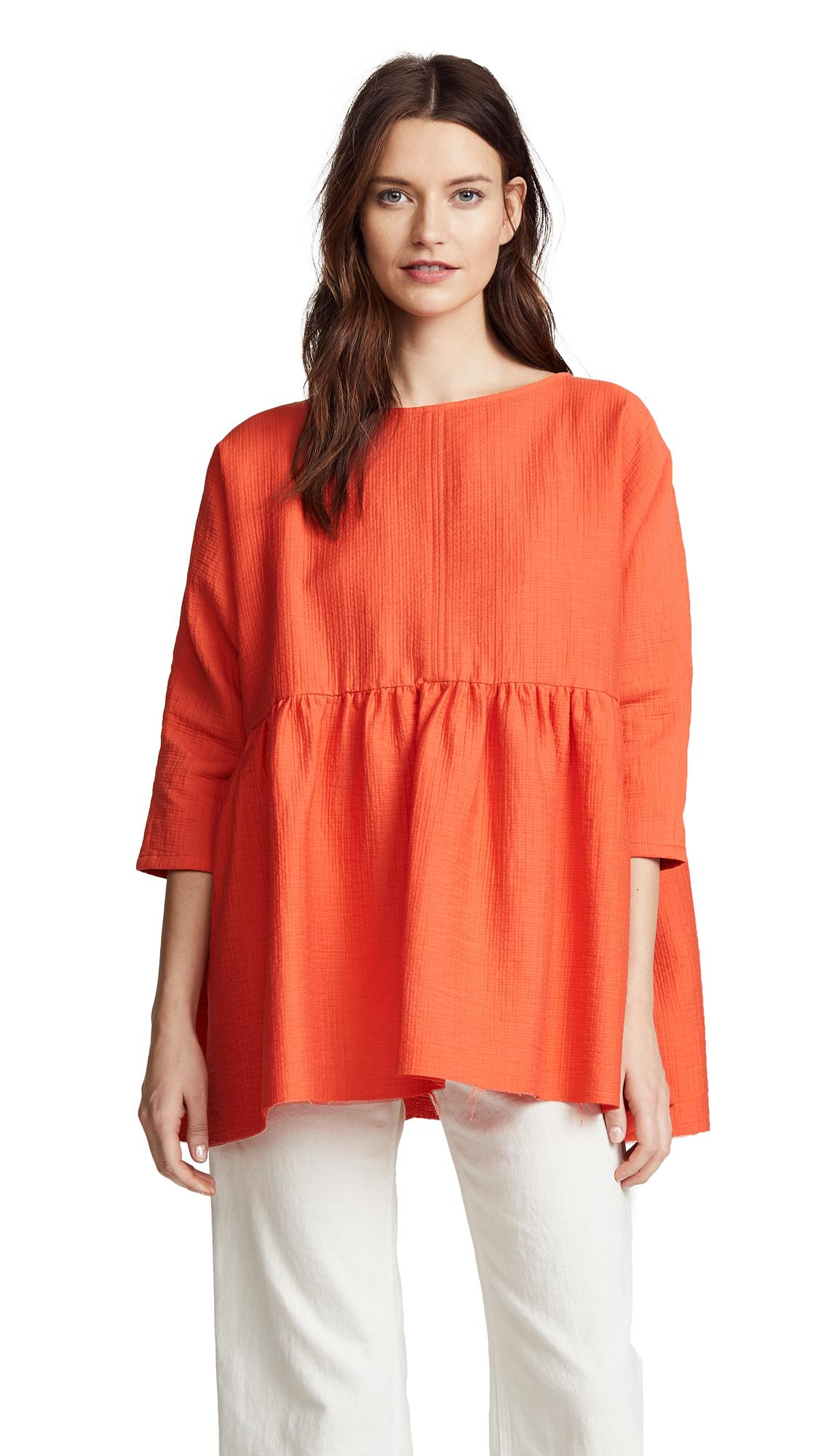 239f1421591 Rachel Comey Oust Top In Red