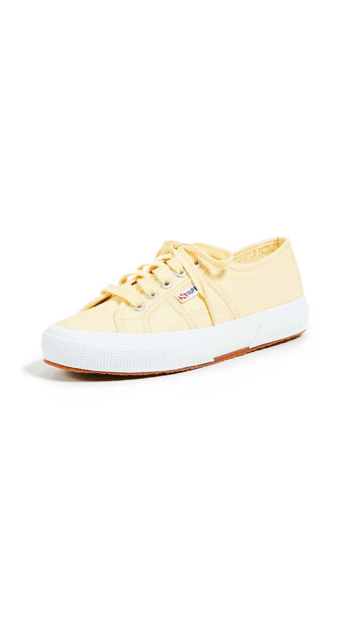 dd21188fd7c38 Superga 2750 Cotu Classic Sneakers In Yellow | ModeSens