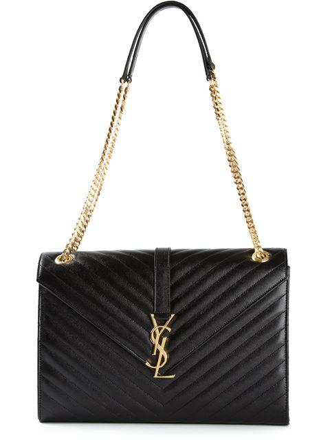 Saint Laurent 'Monogramme' Shoulder Bag