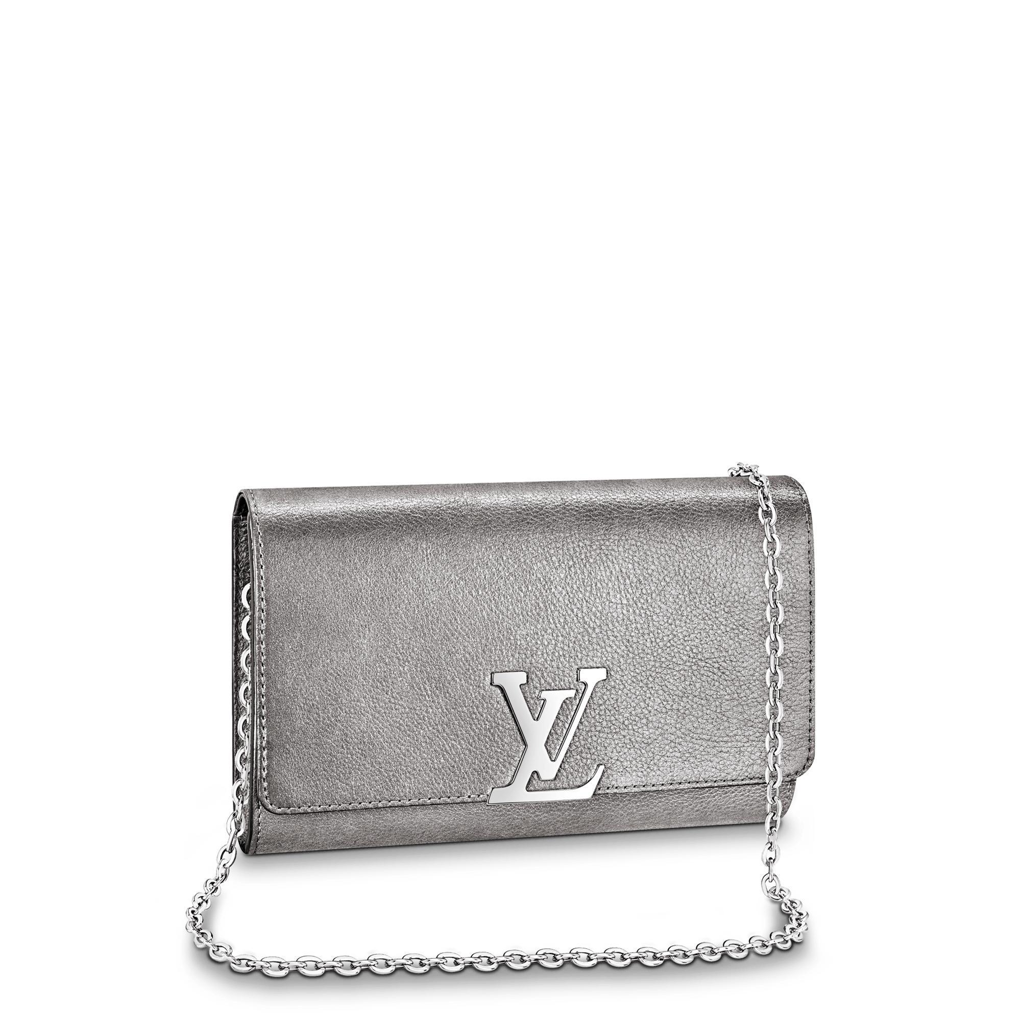 b4fc08013753 Louis Vuitton Chain Louise Gm