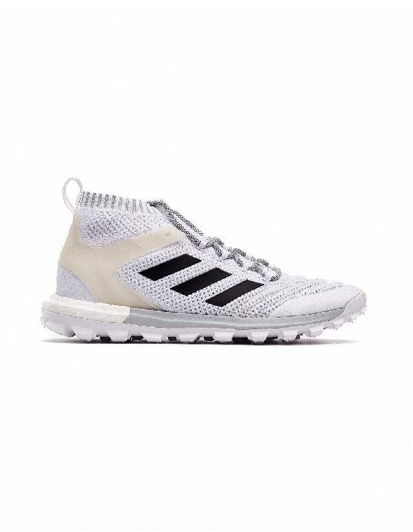 bd8ac3a30c43 Gosha Rubchinskiy White Adidas Originals Edition Copa Mid Pk Sneakers