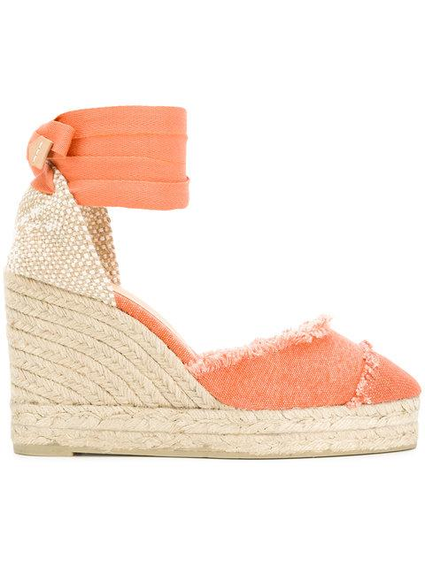 14579a83fcac CastaÑEr Catalina Espadrilles - Yellow In Yellow   Orange