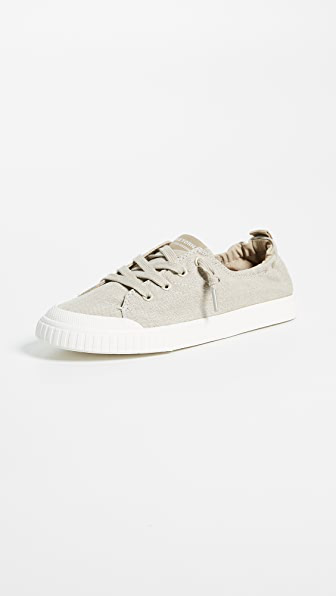 Tretorn Meg Sneakers In Sand