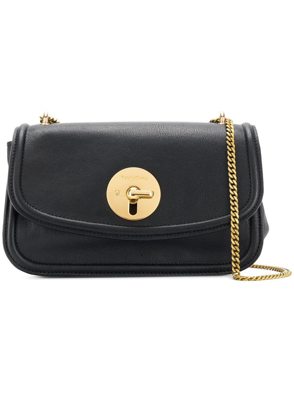 8c8d278eff See By ChloÉ Lois Shoulder Bag - Black