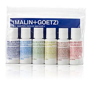 Malin + Goetz Malin+Goetz Carry-On Essentials Kit In Colorless