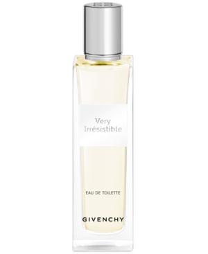 Givenchy Very Irresistible Eau De Toilette Travel Spray 05 Oz