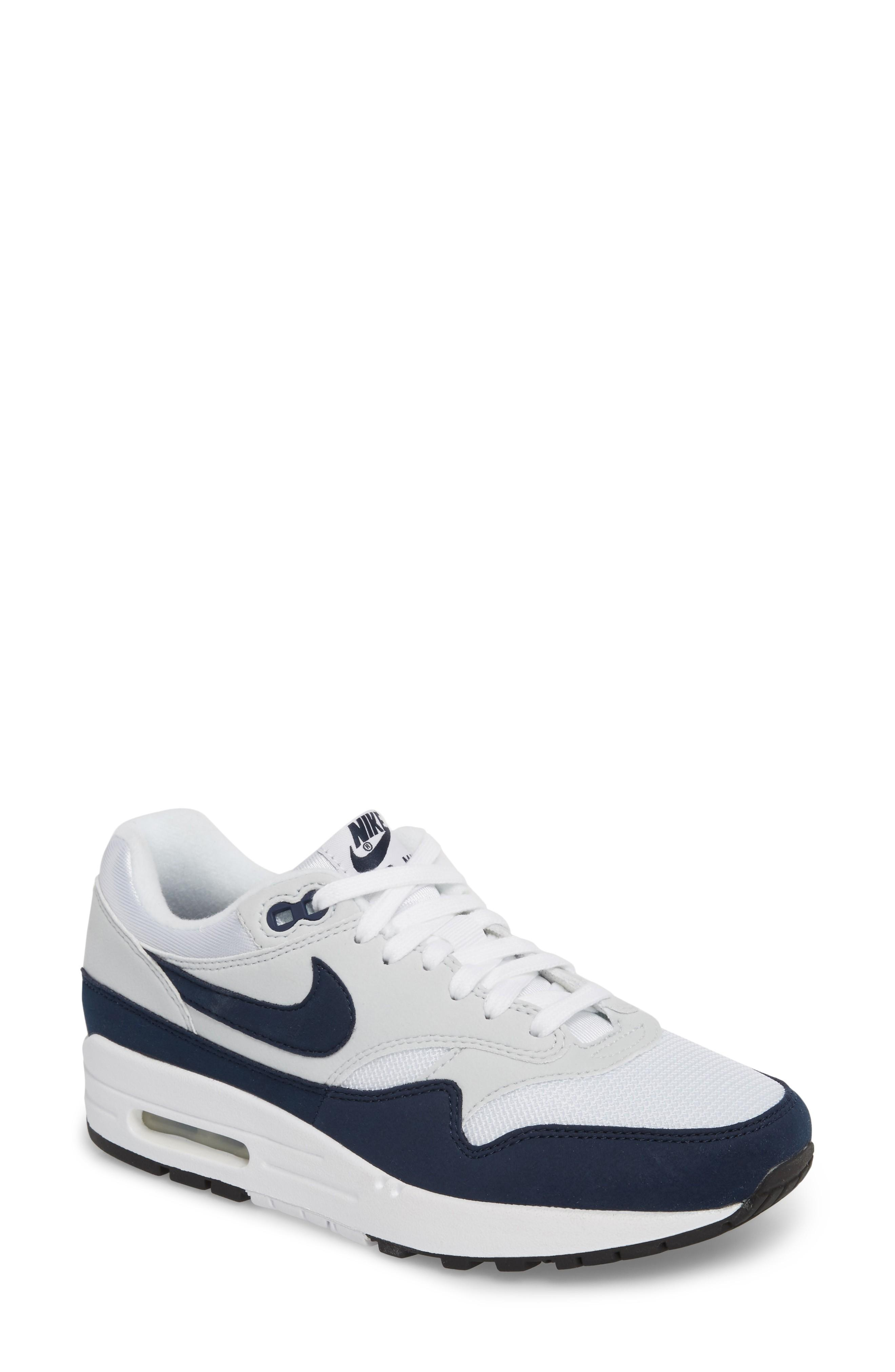 size 40 57773 fbd51 Nike  Air Max 1 Nd  Sneaker In White  Obsidian