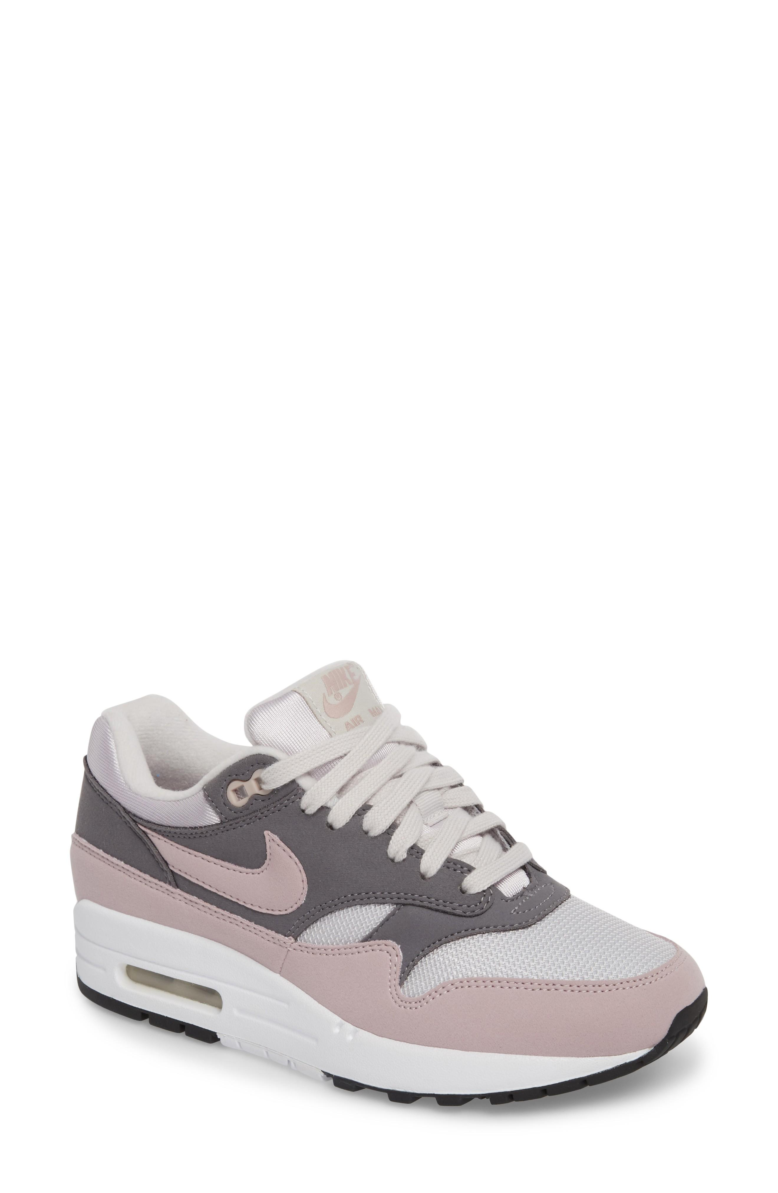 pretty nice f0fca 1b288 Nike  Air Max 1 Nd  Sneaker In Vast Grey  Particle Rose
