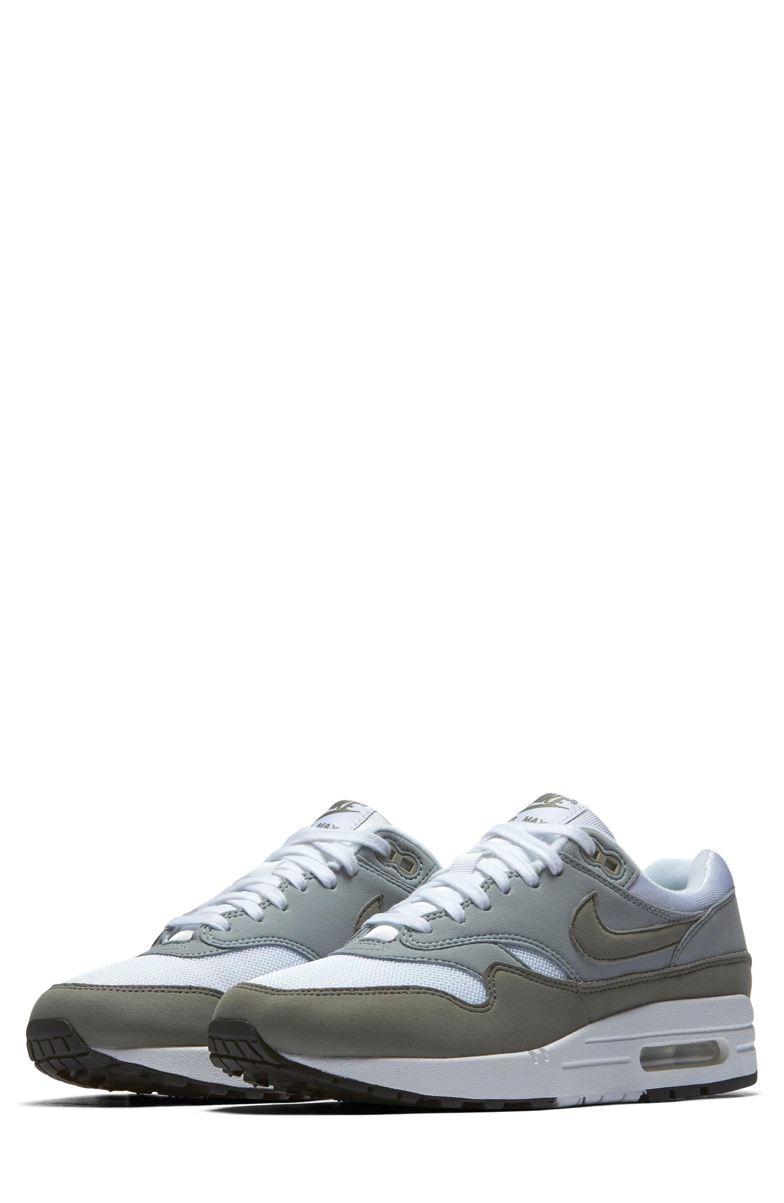 affordable price sleek huge inventory Air Max 1 Sneaker in White
