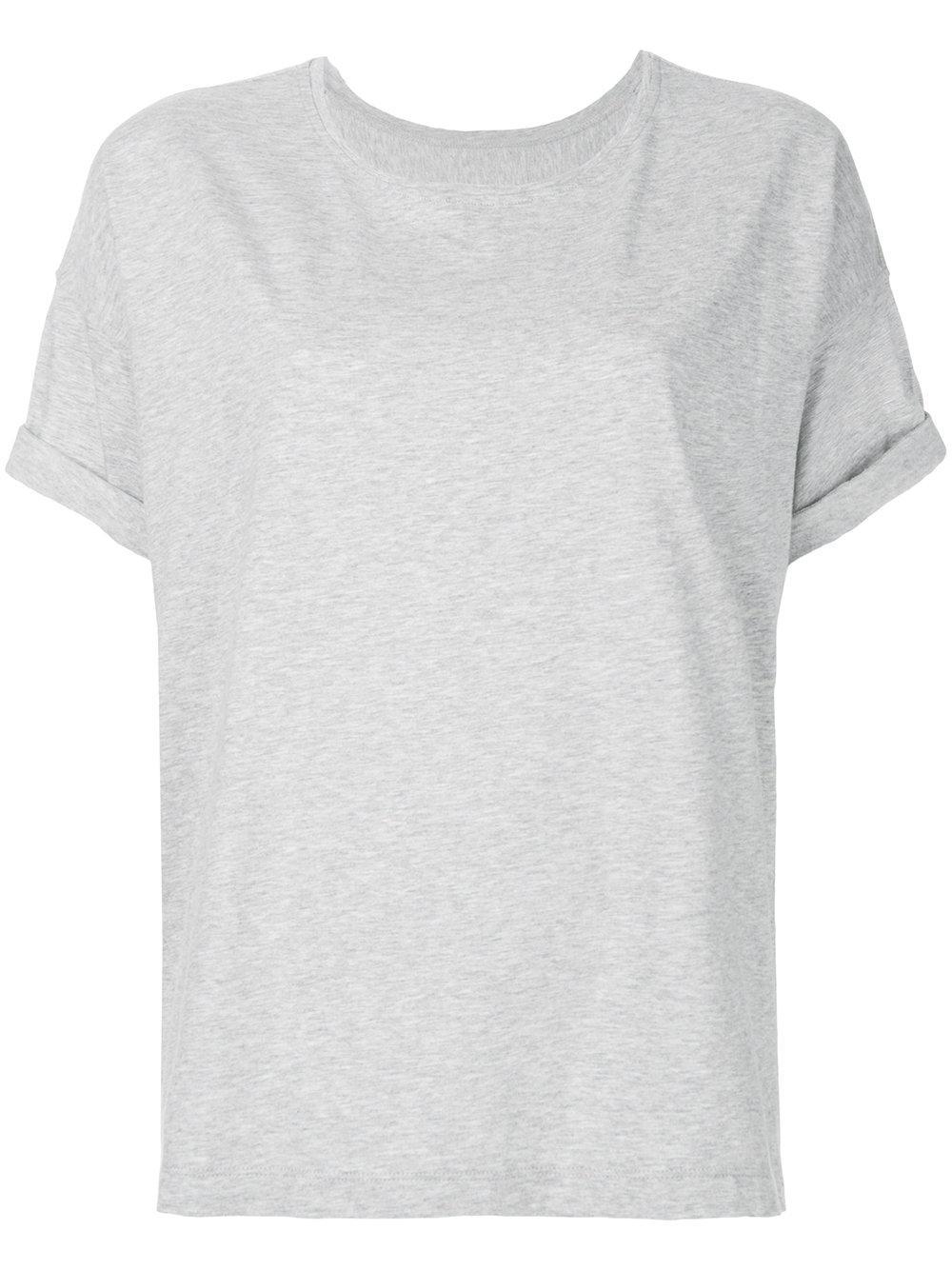Mm6 Maison Margiela Plain T-shirt