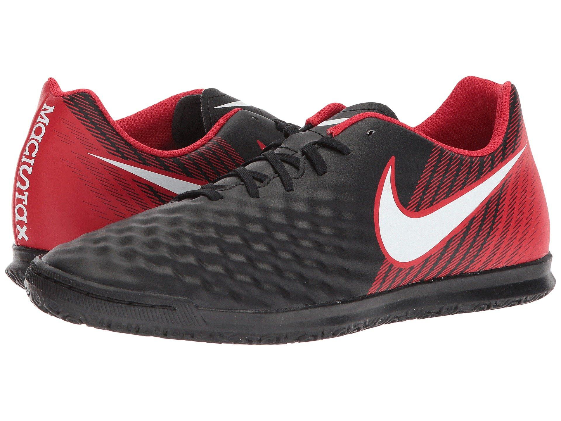 Nike Magista Ola Ii Ic In Black/white/university Red