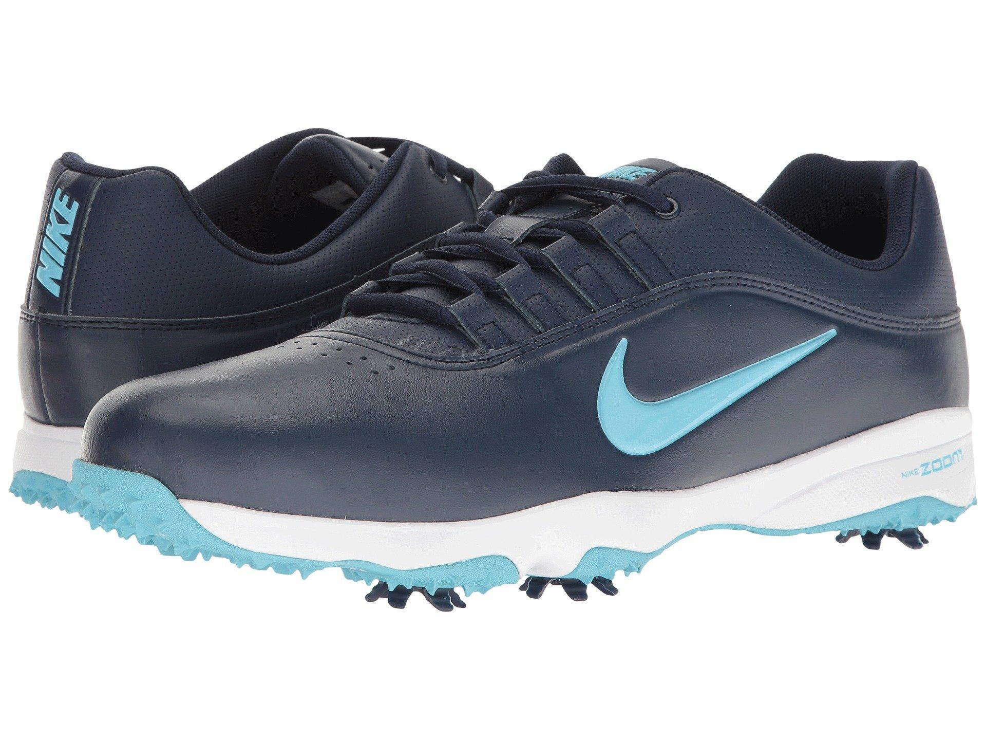 Nike Air Zoom Rival 5 In Midnight Navy/vivid Sky/white