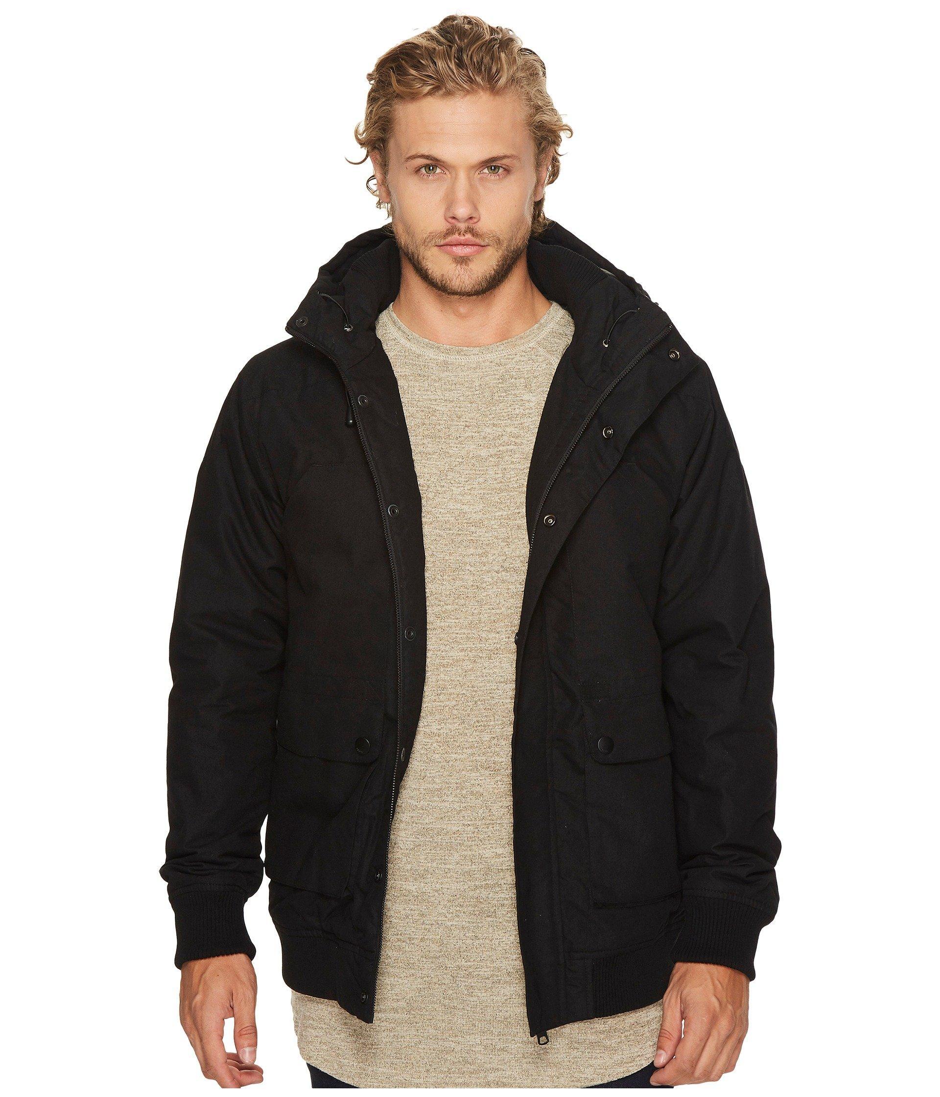 Globe Inkerman Jacket In Black