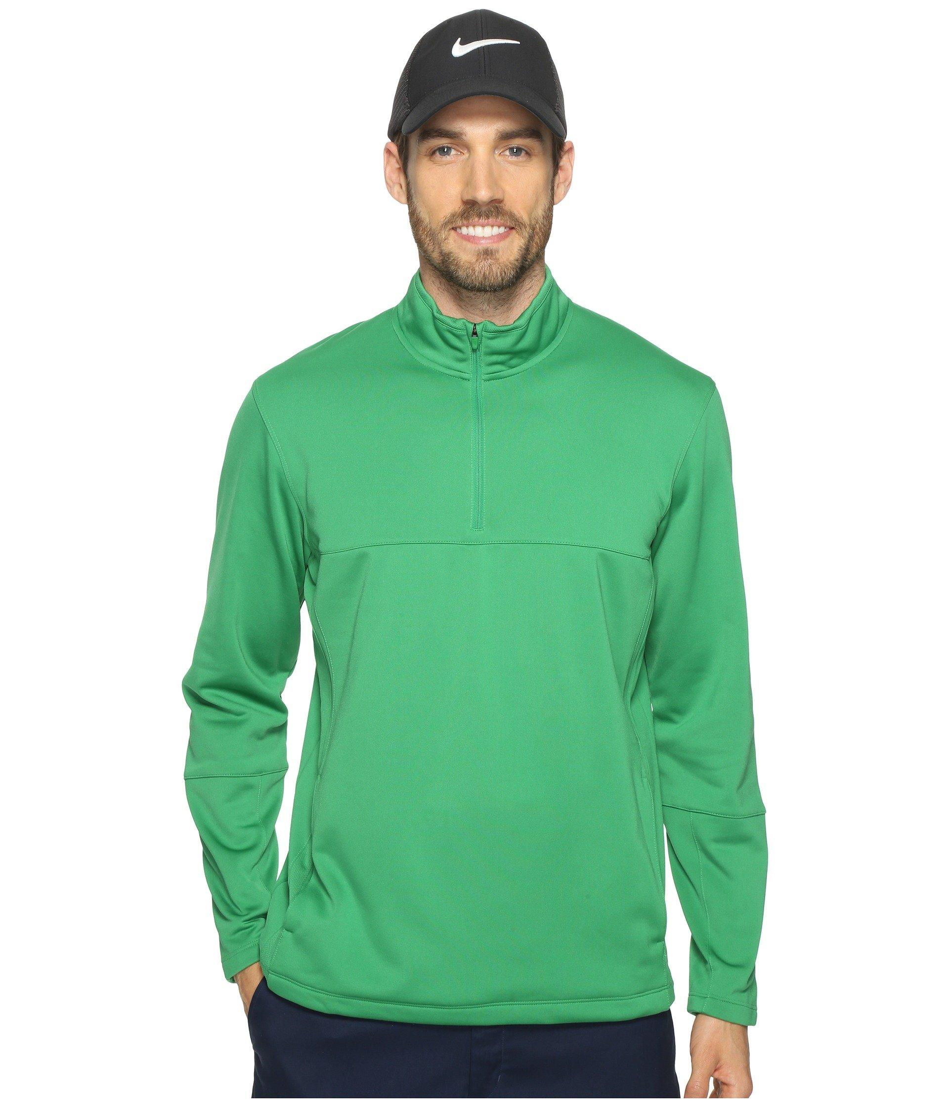 Nike Therma-fit™ Cover-up In Classic Green/classic Green/classic Green/anthracite